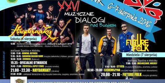 XXVI Muzyczne Dialogi Nad Bugiem